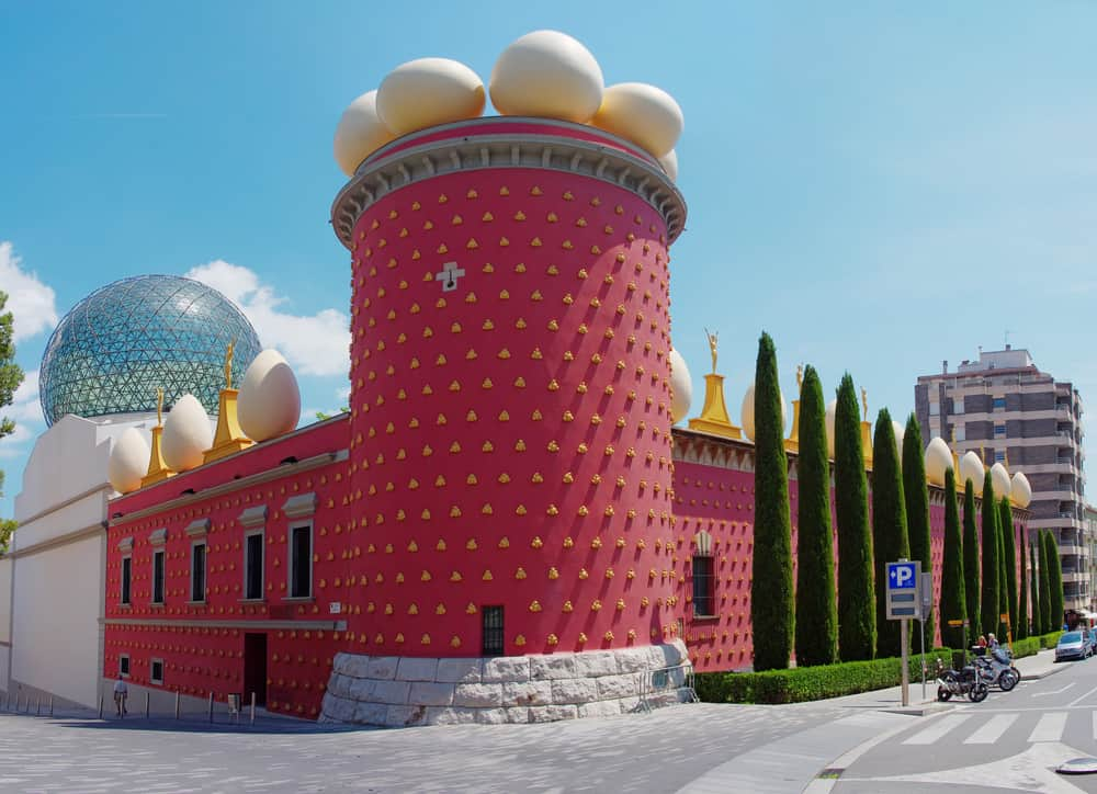 Figueres, Dalí Museum