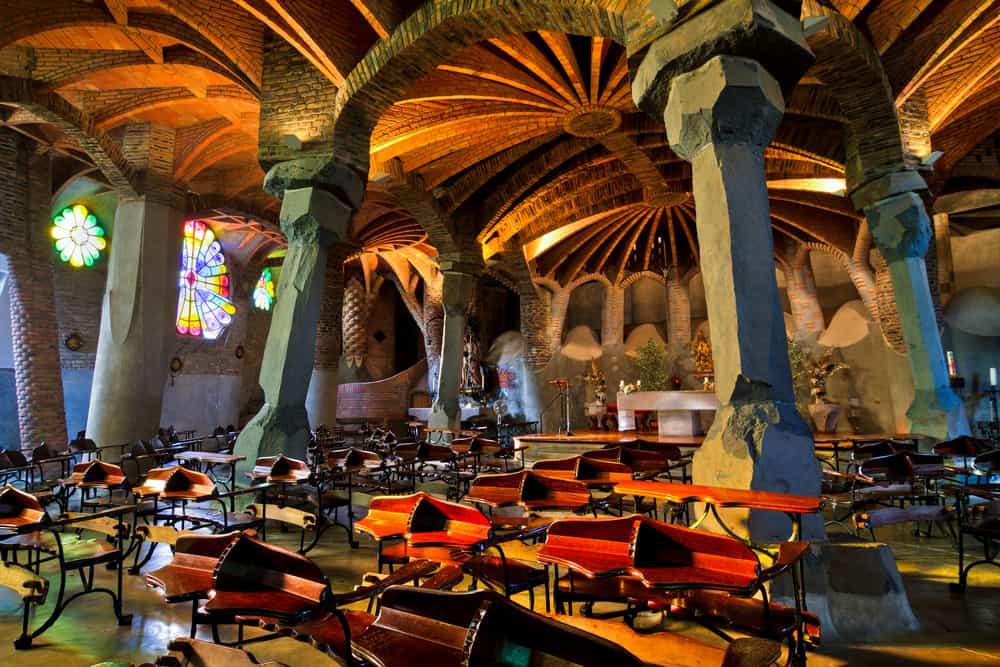 Montserrat & Colonia Guell Tour 4