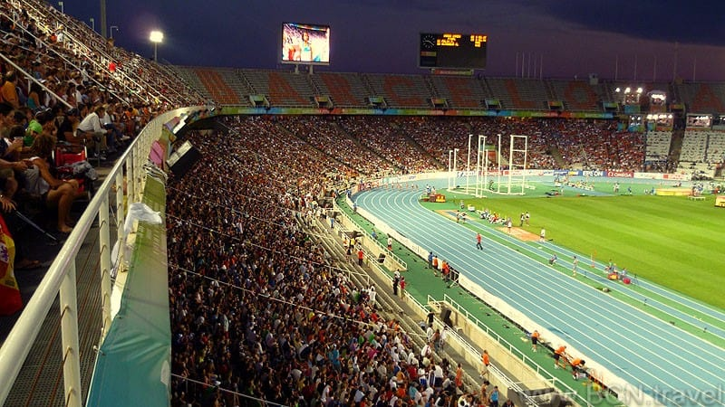 Barcelona Olympic Stadium Lluis Companys 800px