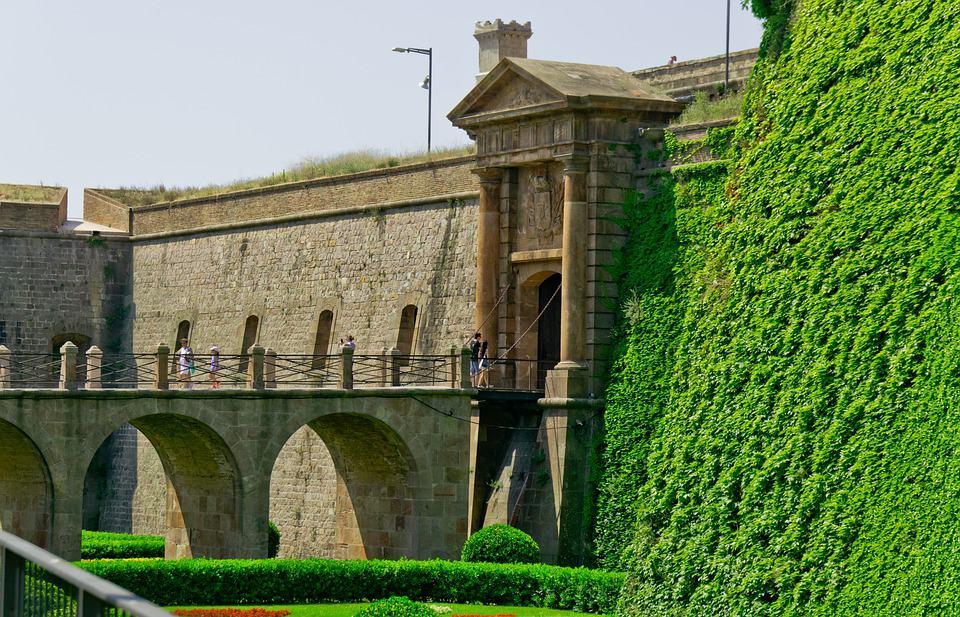 Castle Montjuic