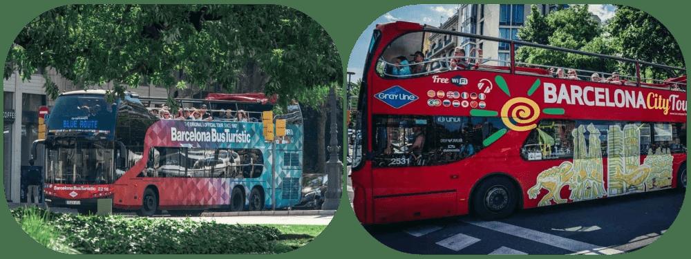 Montez et descendez des deux bus (1)