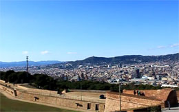 montjuic-castle-view
